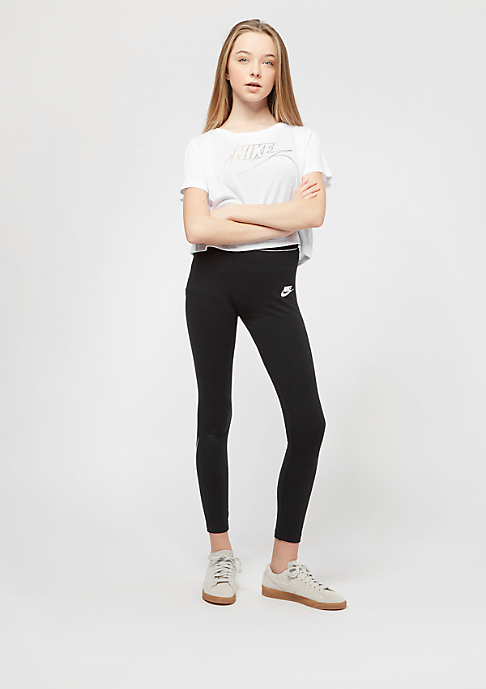 NIKE Kids Tight Club Logo black/white