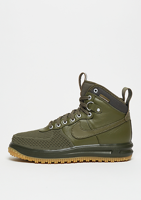 NIKE Lunar Force 1 Duckboot mid olive/mid olive/gum light brown