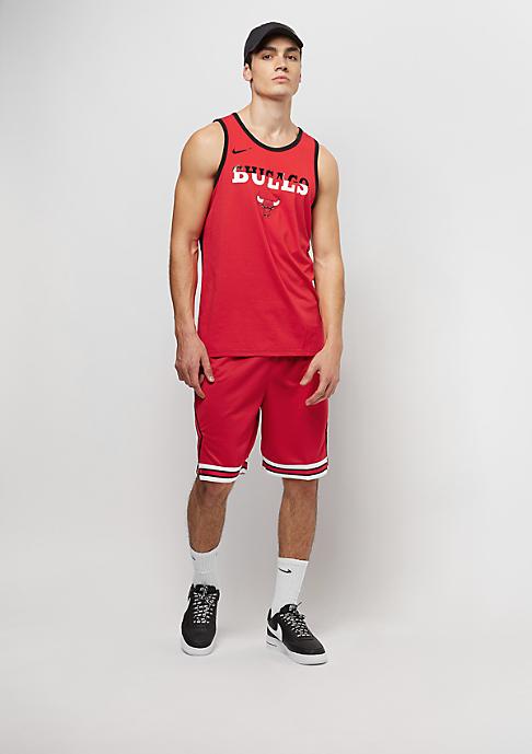 NIKE Basketball NBA Chicago Bulls Short university red/white