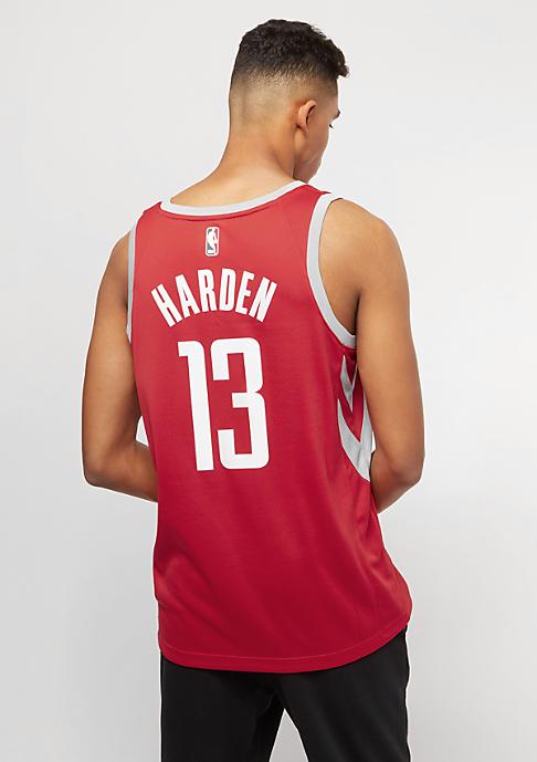 NIKE NBA Houston Rockets James Harden university red/flt silver