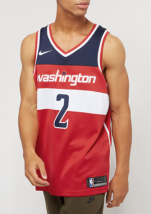 NIKE Basketball NBA Washington Wizards John Wall university red/college/white