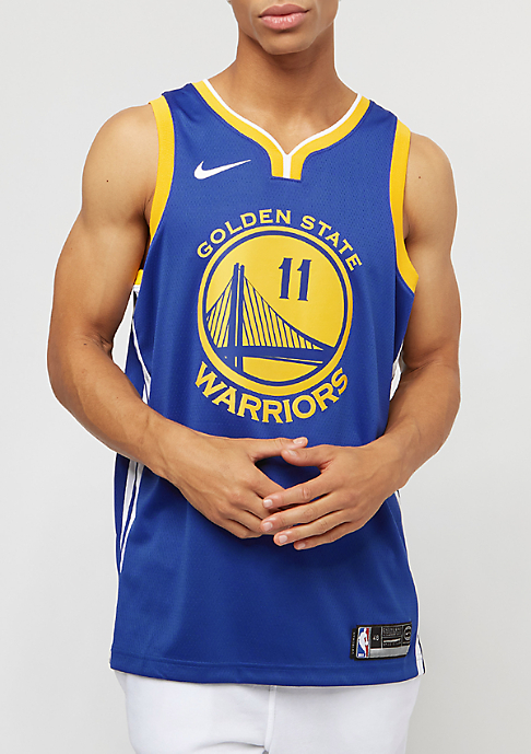 NIKE NBA Golden State Warriors Klay Thompson rush blue/white/amarillo