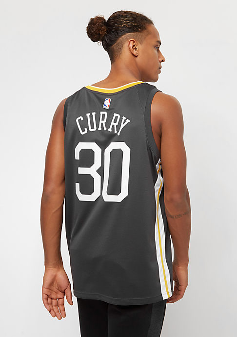 NIKE NBA Golden State Warriors Stephen Curry anthracite/white/marillo