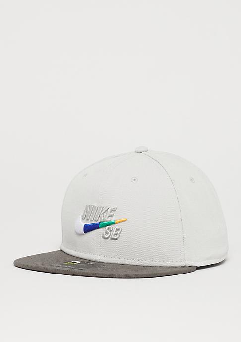 NIKE SB NK Cap Pro light bone/ridgerock/multi-color