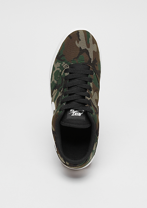 NIKE SB Check Premium (GS) black/summit white-medium olive