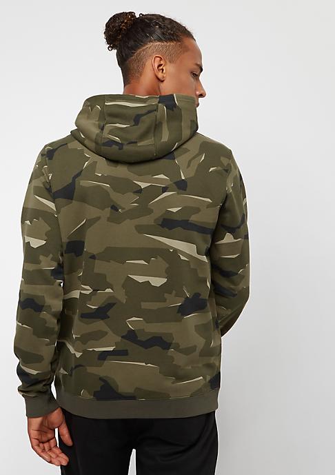 NIKE Sportswear Camo medium olive/medium olive/black/sail