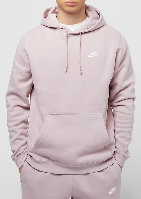 NIKE Sportswear Hoodie sparticle rose/particle rose/white