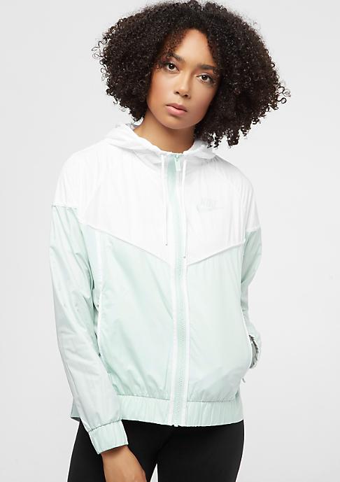 NIKE Windrunner barely grey/white/barely grey