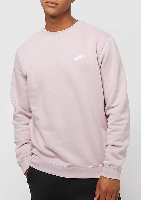 NIKE FLC Club particle rose/white