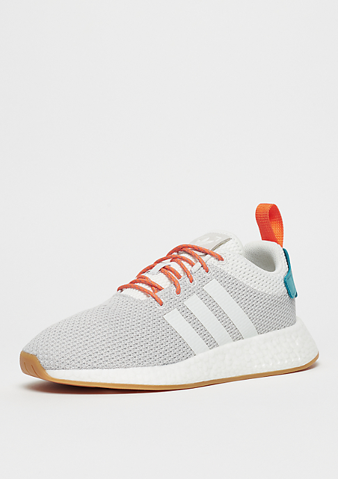adidas NMD R2 Summer crystal white/grey one/gum