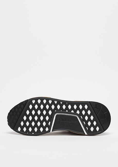 adidas NMD R1 raw gold/cardboard/ftwr white