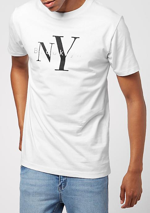 Mister Tee NY Brooklyn white