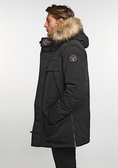 Napapijri Winterjacke Skidoo Open Long black