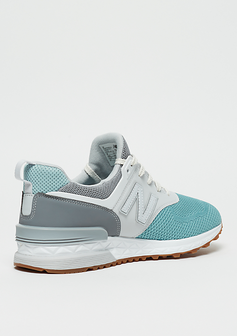 New Balance MS574EKW white