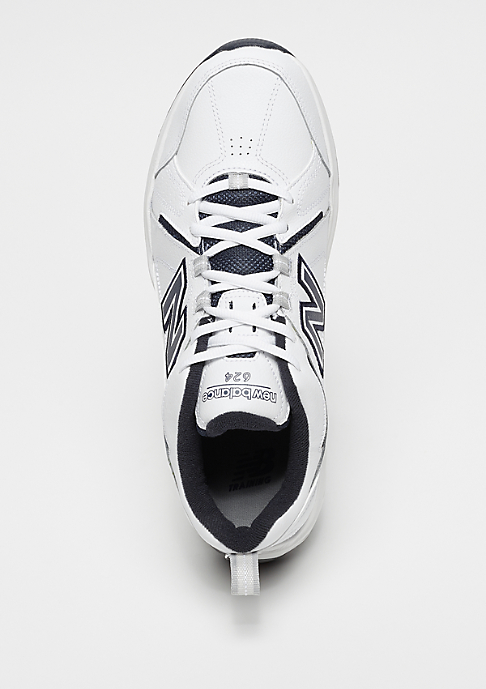 New Balance MX624 Leather white