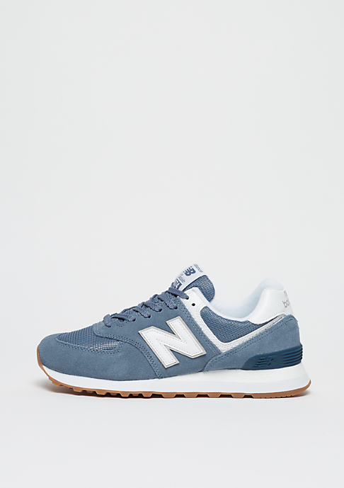 New Balance WL574ESS light porcelain blue
