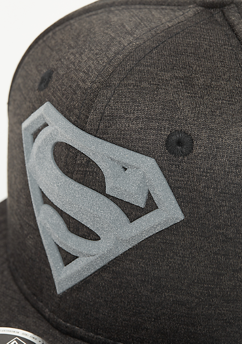 New Era 9Fifty Superman Concrete Jersey black/graphite