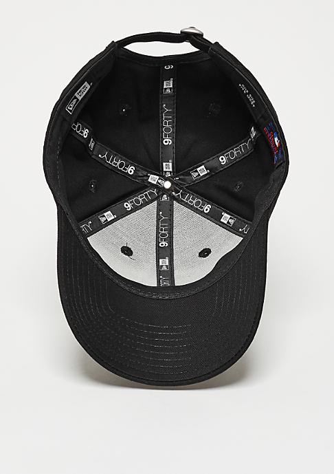 New Era Baseball-Cap 9Forty League Essential MLB Los Angeles Dodgers black/white
