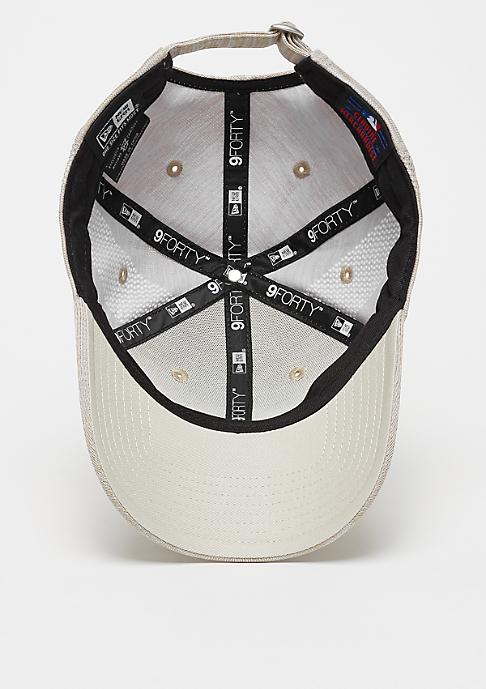 New Era 9Forty MLB New York Yankees Engineered stone/white