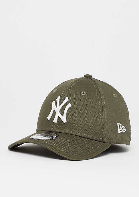 New Era 9Forty MLB New York Yankees Essential green/white