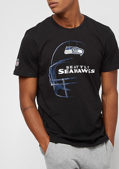 New Era Headshot NFL Seattle Seahawks black