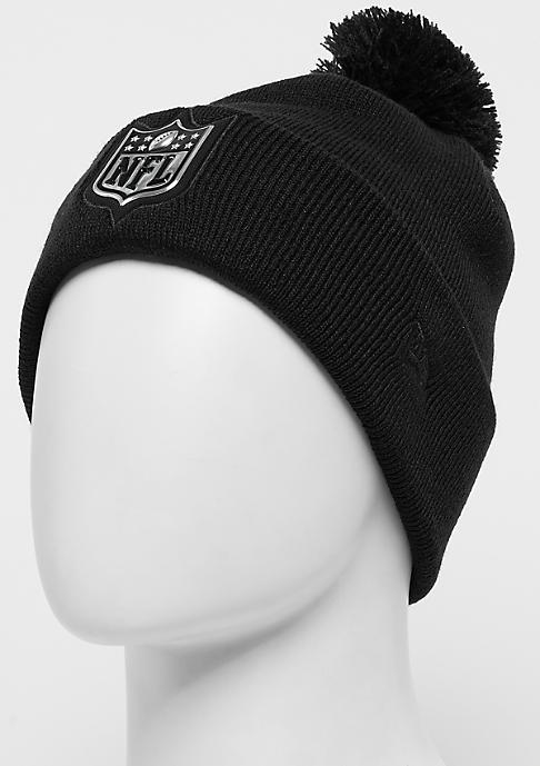 New Era Logo Shine Bobble NFL Generic Logo black