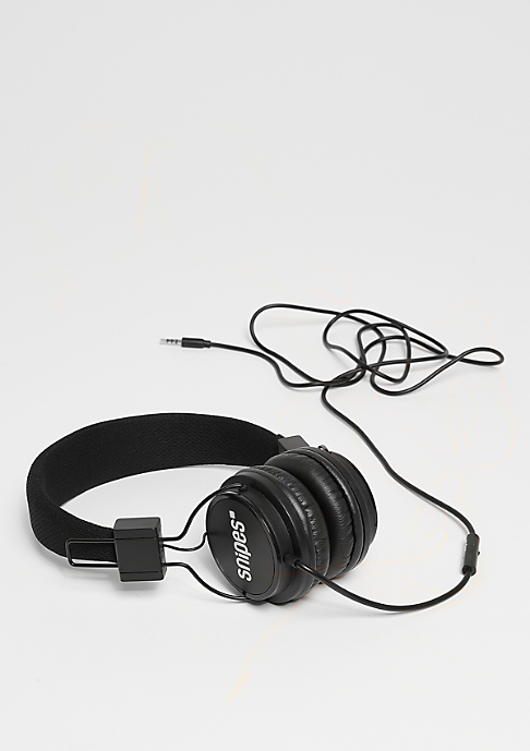 SNIPES On Ear Headphones black/white