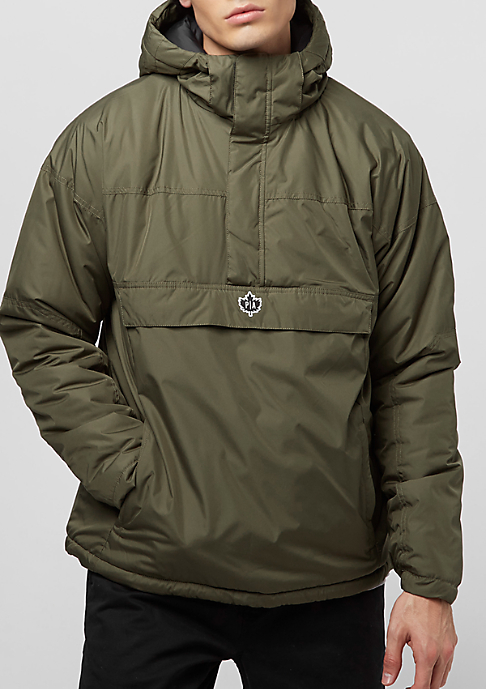Park Authority by K1X Hooded Halfzip tarmac