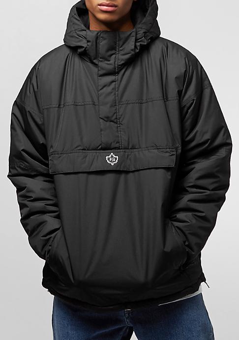 Park Authority Hooded Halfzip black
