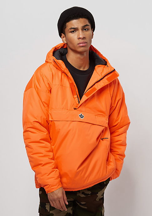 Park Authority by K1X Hooded Halfzip orange