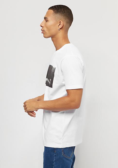 Mister Tee T-Shirt Pray white