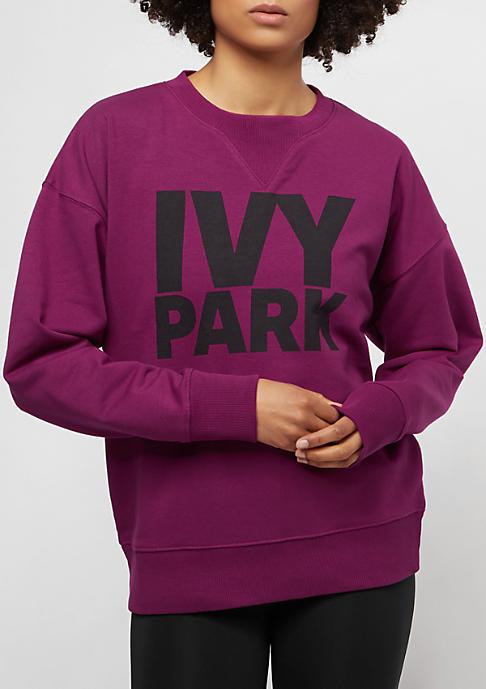 IVY PARK Programme Logo purple