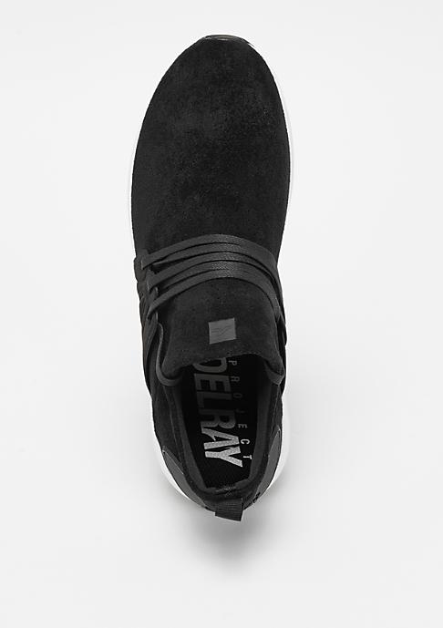 Project Delray Wavey deep black/white