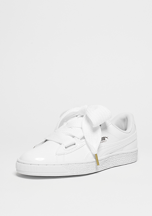 puma basket heart schuhe kinder