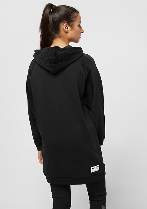 Puma Downtown Hooded cotton black