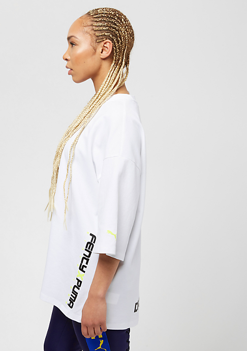 Puma Fenty By Rihanna Crew Neck bright white
