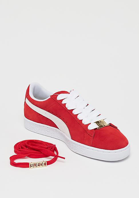 Puma Suede Classic BBOY Fabulousflame scarlet/puma white