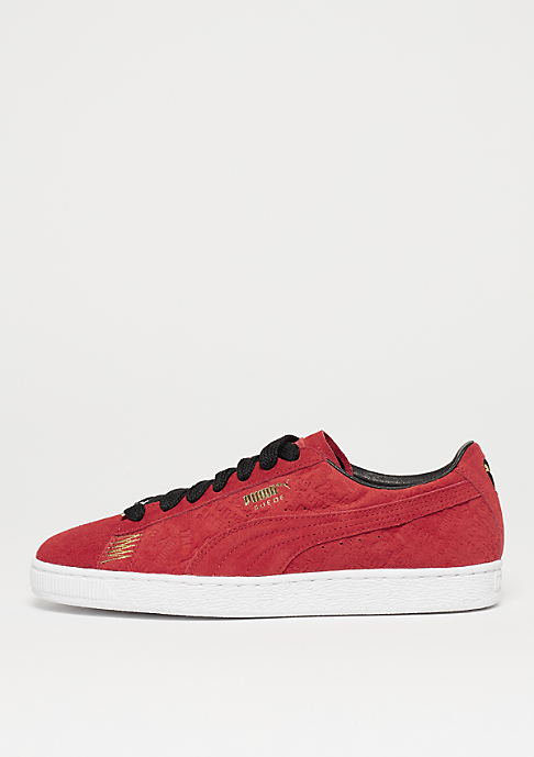 Puma Suede Classic BERLIN flame scarlet/flame scarlet