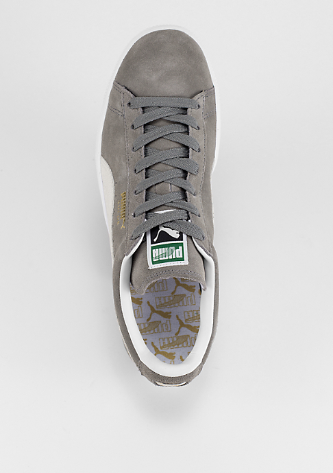 Puma Schuh Suede Classic steeple gray/white