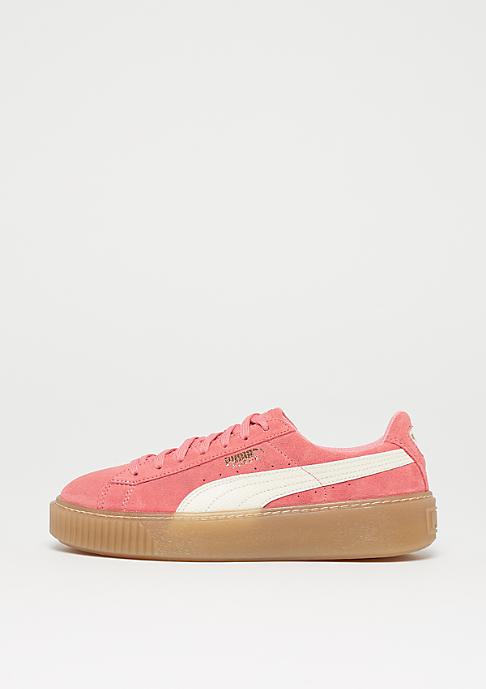Puma Suede Platform SNK shell pink-whisper white