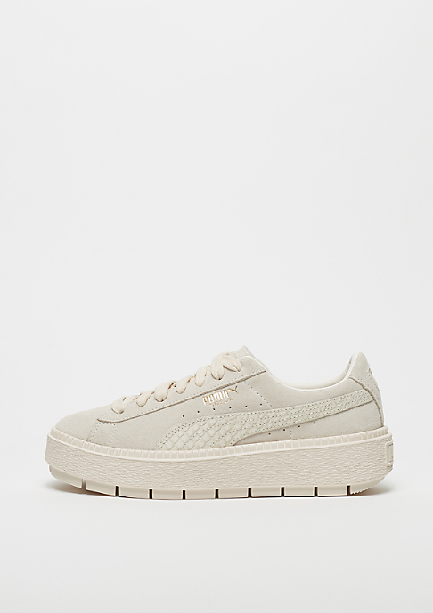 online store 2ff94 ce080 Puma Suede Platform Trace Animal white Schuh bei SNIPES