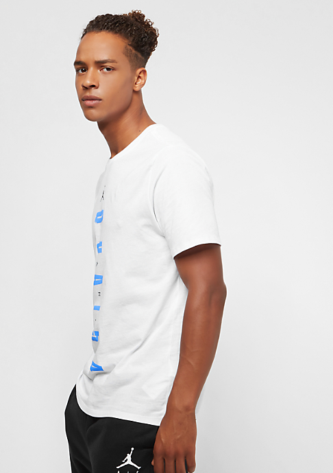 JORDAN Q54 Logo white/university blue
