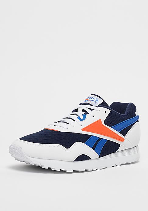 Reebok Rapide MU white/collegiate navy/vital blue/bright lava
