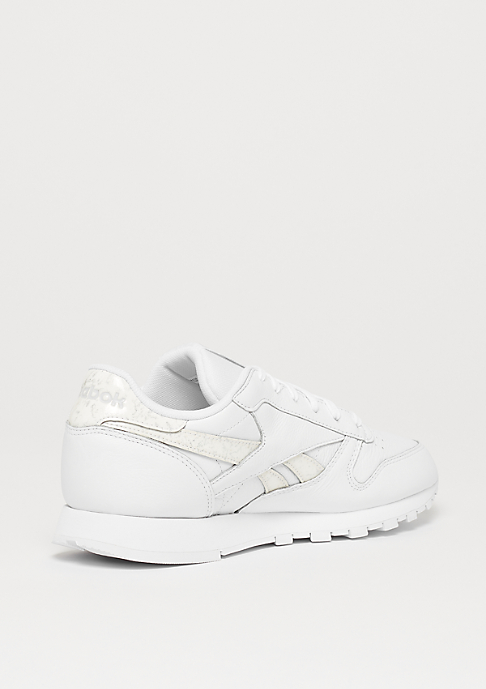 Reebok Classic Leather sidestripes-white/light grey