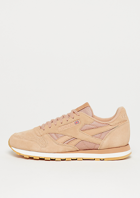 Reebok Classic Leather taupe/chalk/gum