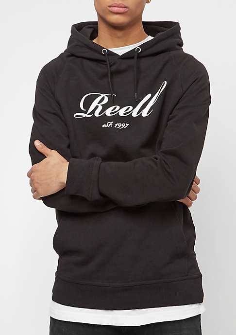Reell Big Logo deep black