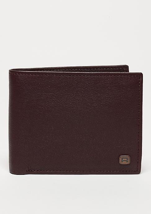 Reell Geldbeutel Button brown