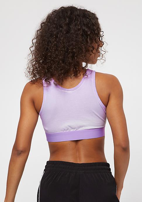 adidas The Dye Pack Bra crunch wash purple