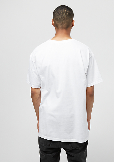 eS x Grizzly T-Shirt Deuce white