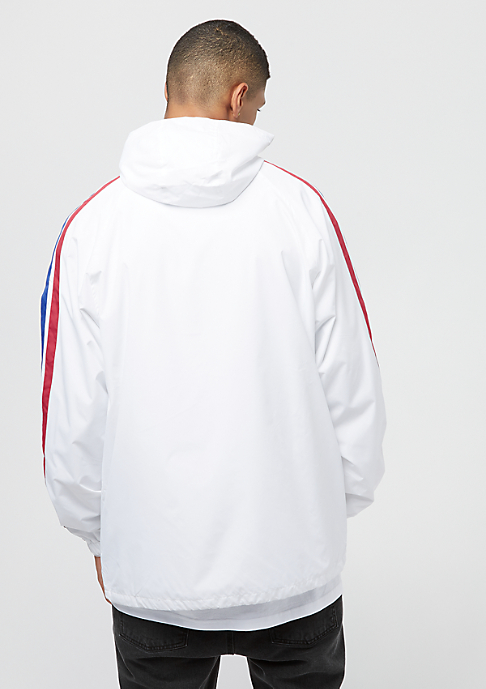 eS x Grizzly Match Anorak white